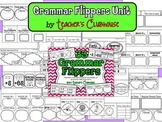 Grammar Flippers Unit from Teacher's Clubhouse