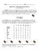 """Grammar Fun: Parts of Speech in """"Jingle Bells"""" (2 Pages, A"""
