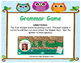 Grammar Game - Nouns, Pronouns, Verbs, Adverbs, Adjectives, etc.