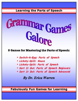 Grammar Games Galore