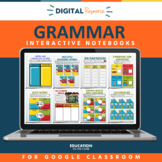 Grammar Interactive Notebook Volume 2