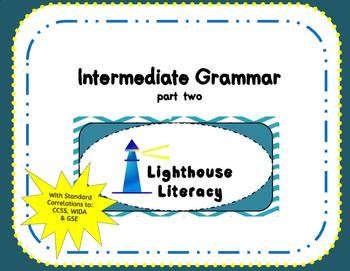 Grammar- Intermediate Unit 2