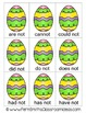 Easter Not Contractions A Quick and Easy to Prep Center Game