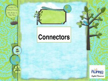 Grammar Presentation on Connectors