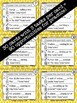 Subject - Verb Agreement for Helping Verbs Interactive Tas