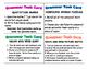 Grammar Task Cards Great Center Activity