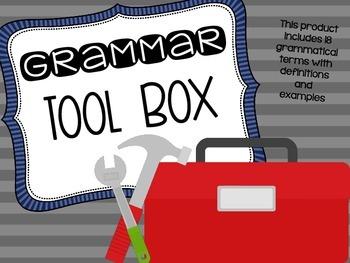 Grammar Tool Box