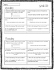 Grammar & Vocabulary Daily Practice Weeks 25-32 - Common C