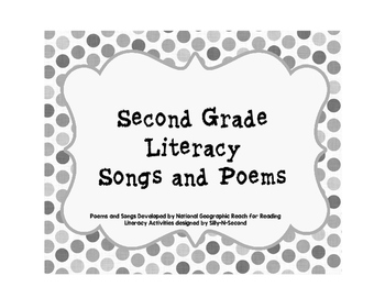 Grammar songs from Reach for Reading