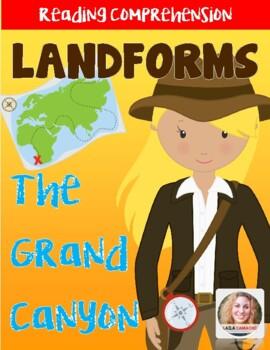 Landforms: Grand Canyon