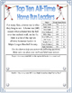 Grand Slam Math: Using Baseball to Reinforce Math Skills (