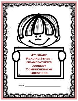 Grandfather's Journey - 4th Grade Reading Street 1.3