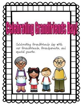 Grandfriend's Grandparent's Day!