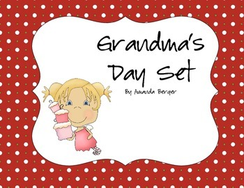 Grandma's Day Set for Mother's Day