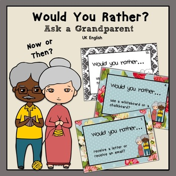 Grandparents Day Would You Rather? AUS UK