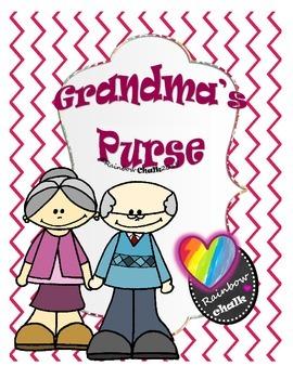 Grandparent's Day: Grandma's Purse