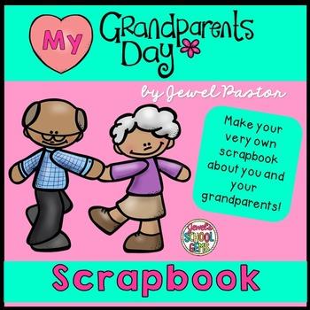 Grandparents Day Scrapbook Activities