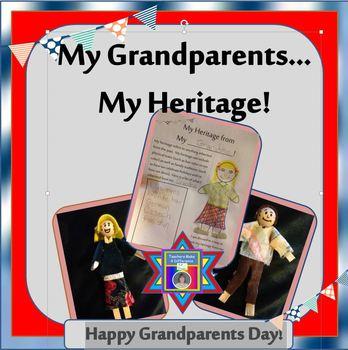 Grandparents Day Activities: My Grandparents ...My Heritag