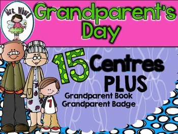 Grandparent's Day Centres (Aussie Version)