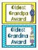 Grandparents Day Preschool Program