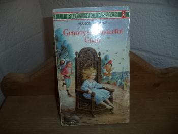 Granny's Wonderful Chair ISBN 0-14-035036-5