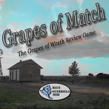 Grapes of Match: The Grapes of Wrath Review Game