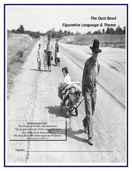 Grapes of Wrath: Central Theme, Figurative Lang
