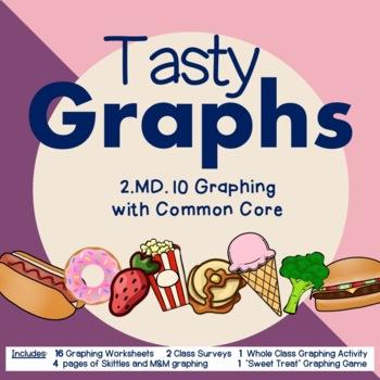 Graph 2.MD.10 - Tasty Graphs!
