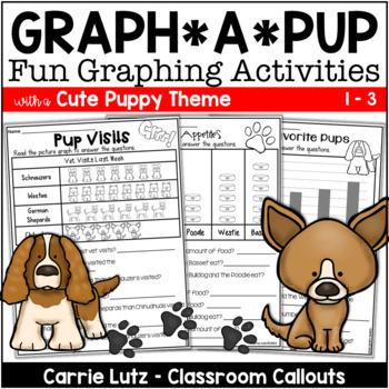 Graph - A - Pup ~ Tally Graphs, Pictographs and Bar Graphs