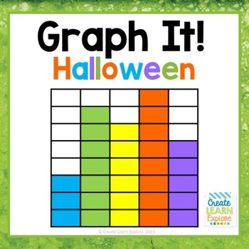 Bar Graphs Creating Halloween Themed Graphs