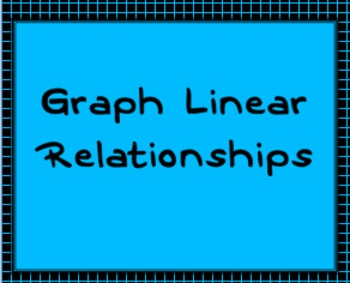 Graph Linear Relationships