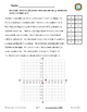 Graph Ordered Pairs and Recognize Numerical Patters - 5.OA.3