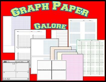 Graph Paper Galore