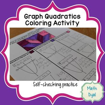 Graph Quadratics Coloring Activity