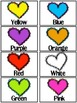 Graph Those Hearts! {Conversation Heart Graphing Freebie!}