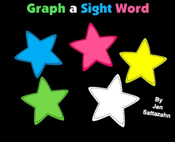 Graph a Sight Word