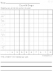 Graph and Tally Poster Set: Africa Pictures