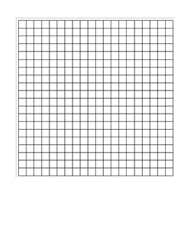 Graph paper multiple sizes with and without axes