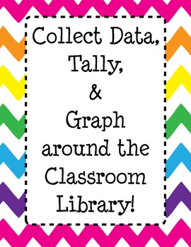 Graph the Room - Graphing around the Classroom Library