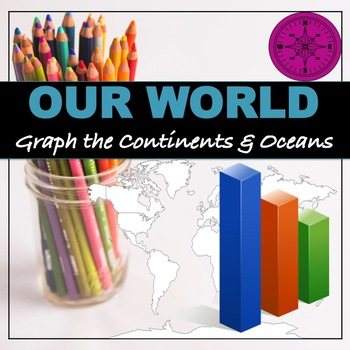 Graph the continents and oceans