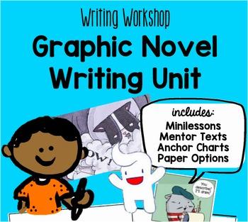 Graphic Novel Writing Workshop Unit