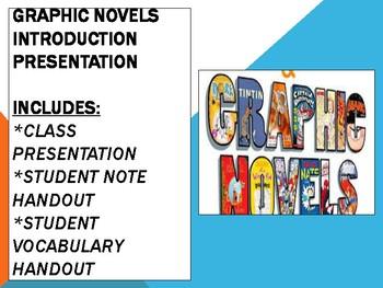 Graphic Novels Introduction Presentation