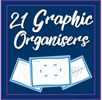 Graphic Organisers, Diagrams and Charts
