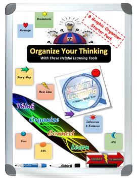 Graphic Organizer Starter Pack - Printable