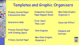 Graphic Organizer and Templates