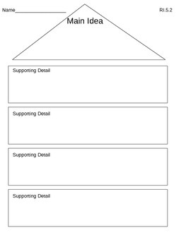 Graphic Organizers (10 pack)