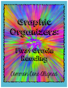 Graphic Organizers: First Grade Reading