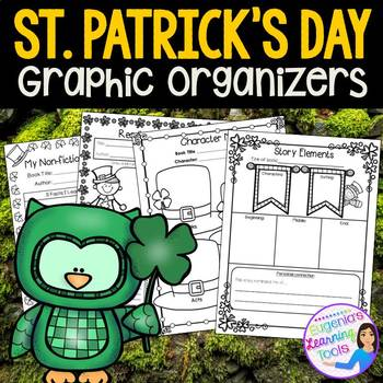 Graphic Organizers for Reading, St. Patrick's Day