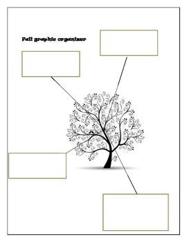 Lined paper options with graphic organizers