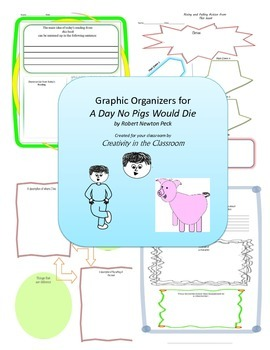 Graphic Organizers for A Day No Pigs Would Die